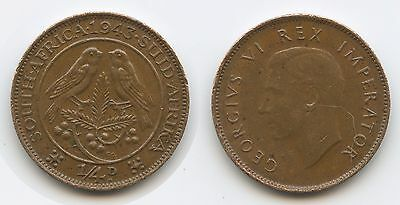 G3165 - Südafrika 1 Farthing (¼ Penny) 1943 KM#23 South Africa