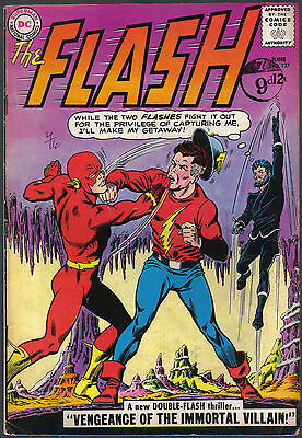 The Flash Issue Number 137 Produced By Dc Comics
