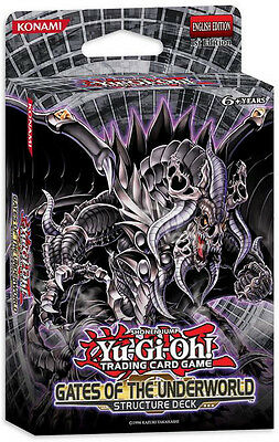 YU-GI-OH! Trading Card Game ~ Gates of the Underworld Structure Deck (Konami)