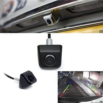 Car Night Vision Rear View Reversing Backup HD IR CCD Camera 170° Waterproof AU