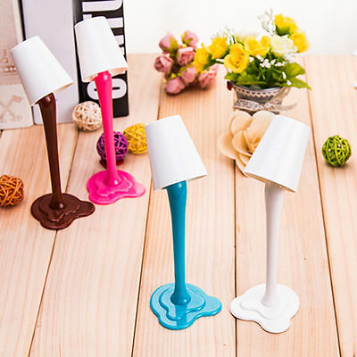 Cute LED Glowing Desk Lamp Ballpoint Creative Students Office Pens Supplies