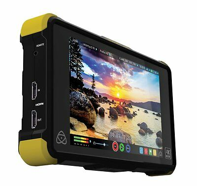 "Atomos Shogun Flame, 4K ""HDR"" Fieldrecorder,Travelcase, Education, free Powerkit"