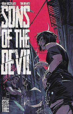 SONS OF THE DEVIL (2015) #3 New Bagged