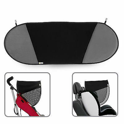 New Hauck Shadow Me Baby Pushchair Stroller Car Seat Sun Protection Shade Black