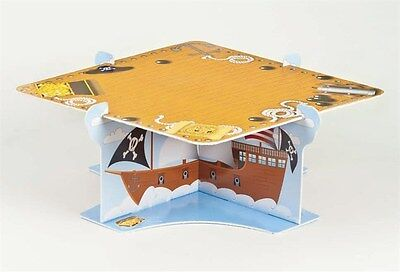 Pirate Ship Cake Stand
