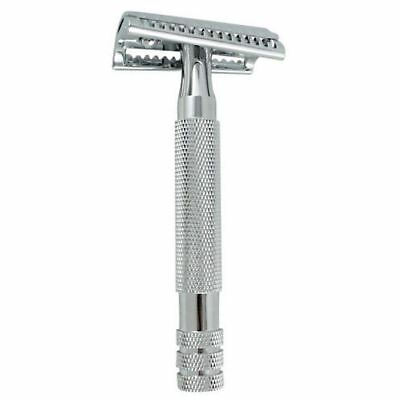 RazoRock German 37 Slant Safety Razor Double Edge **AUSSIE SELLER**