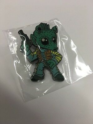 Star Wars Celebration Orlando Greedo Trading Pin Kotobukiya Exclusive RARE!