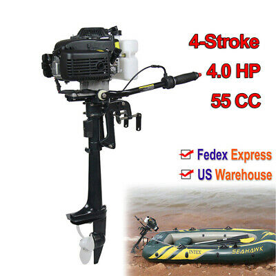Boat Engine 2-Stroke Outboard Motor CDI system 2.5kw 3.6HP Fishing Boat Engine
