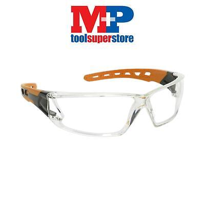 SEALEY SSP66 Safety Spectacles Glasses - Clear Lens