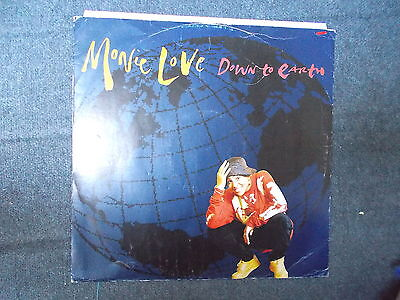 """Monie Love Down To Earth 12"""" Cooltempo 1990 COOLX 222"""
