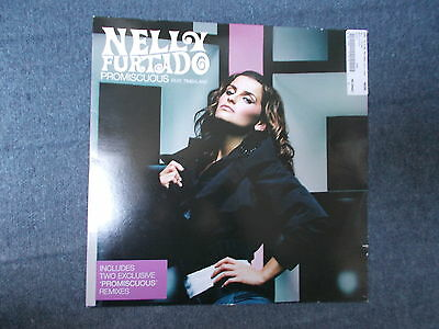 "Nelly Furtado Feat. Timbaland Promiscuous 12"" Geffen Records 2006"