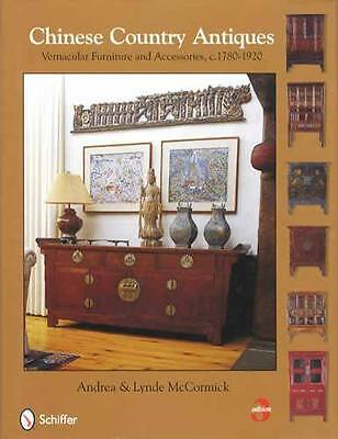 Chinese Antique Country Furniture & Decor Collector ID Guide - Decorating Buying