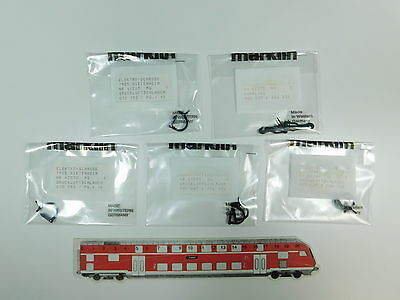 ay645-0, 5 #Märklin 1 Gauge in Set: 47270 +47269 Compressed Air Hose +47271 MINT