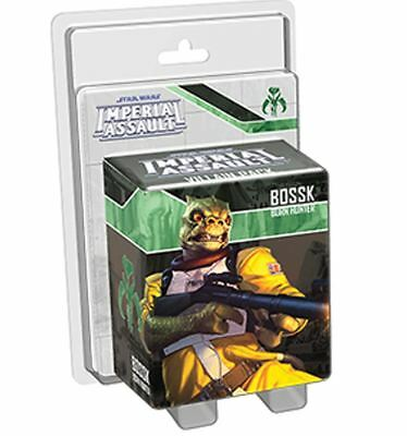Star Wars Imperial Assault - Bossk Villian Pack