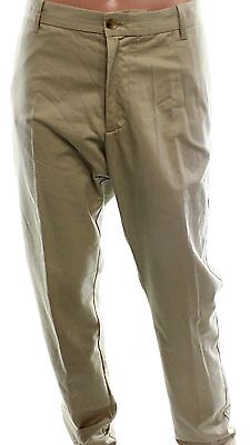 Bally NEW Beige Mens Size 44X37 Khakis Chinos Dress Pants $395 #253 DEAL