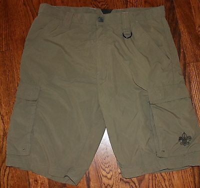 Boy Scouts Of America Centennial Shorts Adult Medium