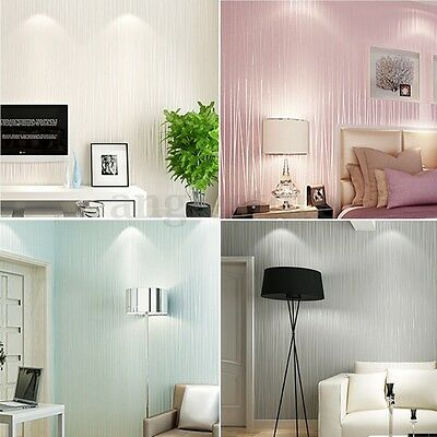 3D Embosse Wallpaper Bedroom Mural Roll Modern Wall Background TV Home Decor 10M