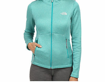 New Women's The North Face Ladies Agave Coat Jacket Kokomo Green Large