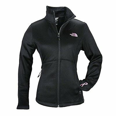 New Women's The North Face Ladies Agave Coat Jacket Black Medium