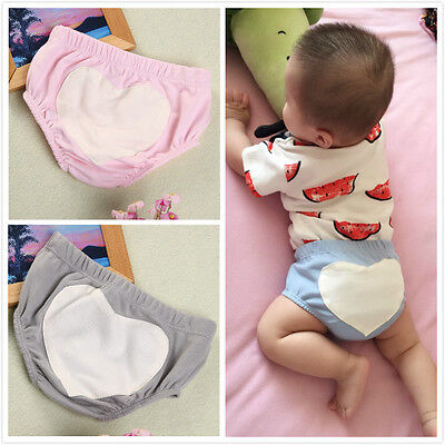 Newborn Baby Boy Girl Panties Bottoms Toddler Kid Bloomers Diaper Cover Briefs