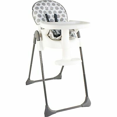 New Red Kite Feed Me Snack Hi Lo Adjustable Highchair Baby Feeding Chair Spot