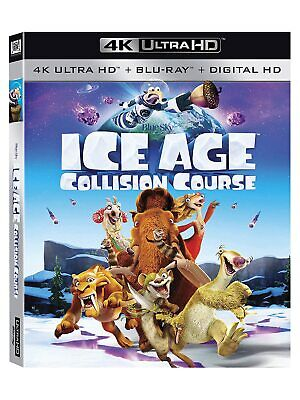 Ice Age: Collision Course (4K Ultra HD Blu-ray Disc ONLY, 2016)