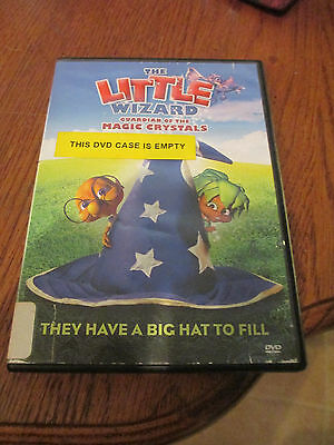The Little Wizard: Guardian of the Magic Crystals (DVD, 2012)
