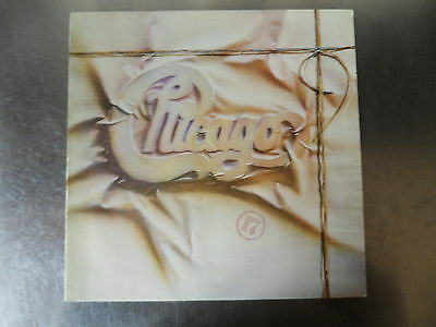 Chicago - 17 - Vinyl LP - 1st Press - A1 / B1 - EX / EX