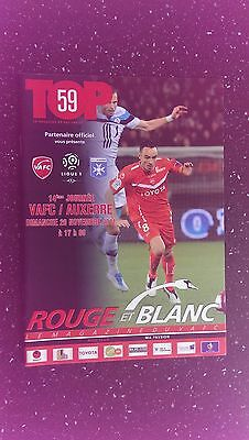 Valenciennes V Auxerre 2011-12,