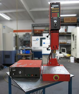 Sonics & Materials Microsonic Processor Plastic Welder EO 1500 MC1090