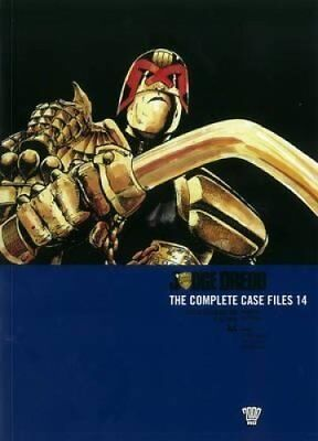 Judge Dredd: v. 14 The Complete Case Files by John Wagner 9781906735296