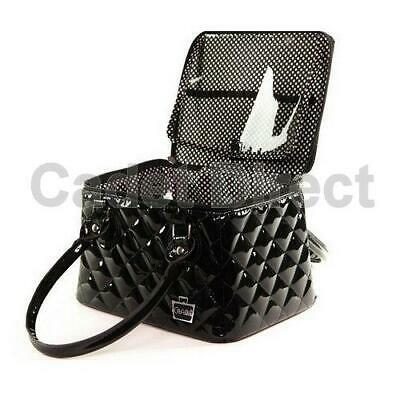 Black Stylish Makeup Cosmetics & Accessories Storage Bag Purse