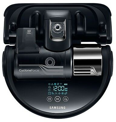 Samsung Powerbot Suction Automatic Robotic Vacuum Remote Controlled VR20K9350WK