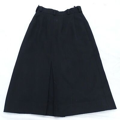 New Genuine Police Officer WPC Black Skirt 100% Wool British Uniform
