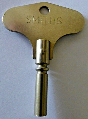 Mantle / Wallclock Clock Key , Smiths, Size No.5 , 3.5mm , REDUCED PRICE