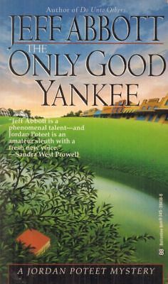 The Only Good Yankee(Paperback Book)Jeff Abbott-1995-Good