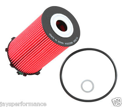 Kn Oil Filter (Ps-7030) Replacement High Flow Filtration