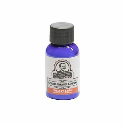 Colonel Conk Cedar & Rosemary Natural Aftershave Lotion 30ml **FAST POST**AUSSIE