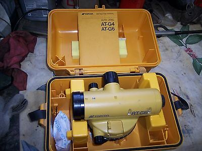 Topcon AT-G6 Automatic Level