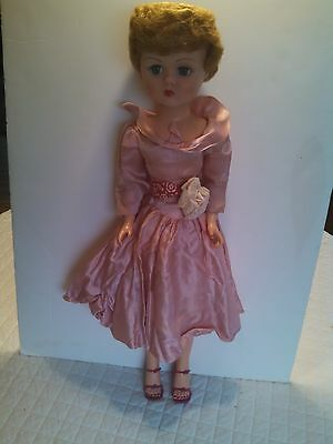 1950's LOVABLE LOUISE Doll w/Box - No hat