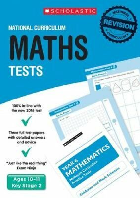 Maths Test - Year 6: Year 6 by Paul Hollin 9781407159850 (Paperback, 2015)