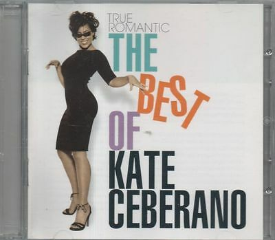 KATE CEBERANO rare 2CD Limited Edition BONUS LIVE CD THE BEST OF TO SIR WITH LUV