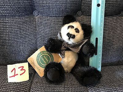 Boyds Bears Yolanda Panda Retired The Archive Collection Investment Collectible