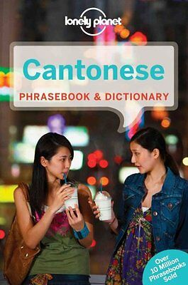 Lonely Planet Cantonese Phrasebook & Dictionary by Lonely Planet 9781743603765