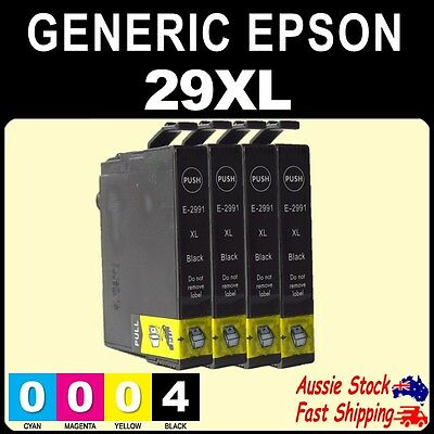 4x 6x 8x Generic 29XL Ink For EPSON XP-235 XP-332 XP-335 XP-432 XP-435