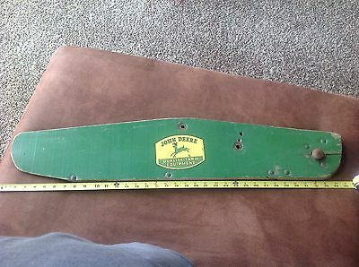 John Deere Mower Swath Board