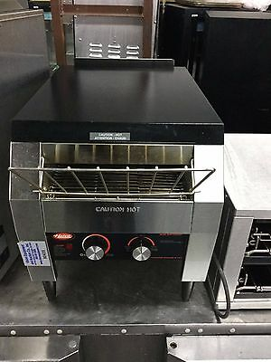 Hatco Toaster Tq-20Ba Commerical Conveyor Bread Bagel Toaster