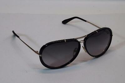 Tom Ford TF109 28W 63[]10 135 Aviator Sunglasses (Gold/Black)