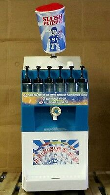 Stoelting 1116 Slush Puppie Machine Granita Smoothie Icee 60 Day Warranty