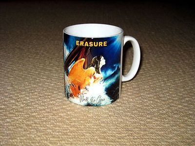 Erasure World Be Gone Advertising MUG
